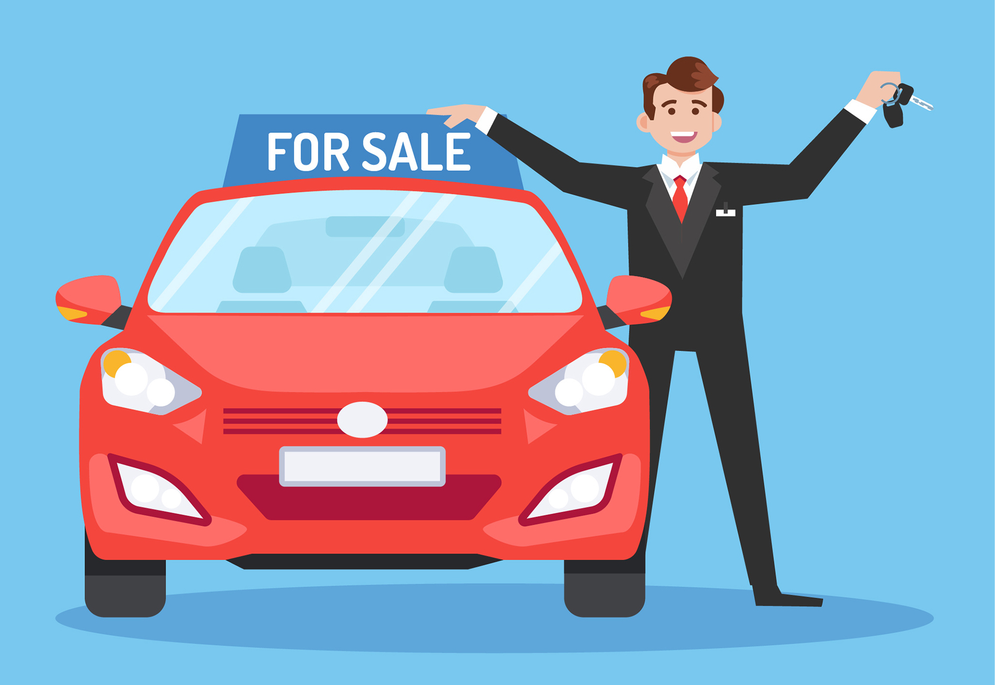 What Do You Need To Sell Your Car For Cash